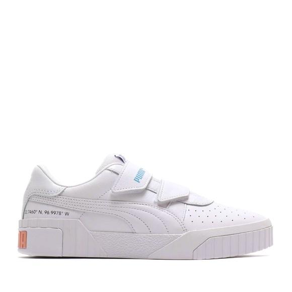 Puma Shoes   Puma Cali Velcro X Sg